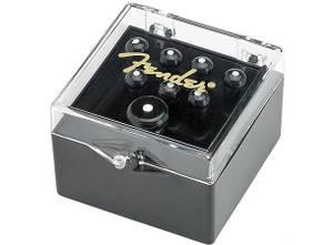 Bilde av Fender Acoustic Bridge Pin Set - Sort