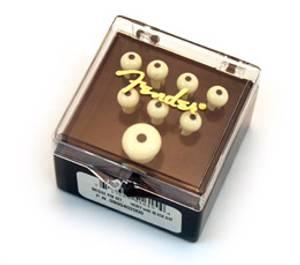 Bilde av Fender Acoustic Bridge Pin Set - krem