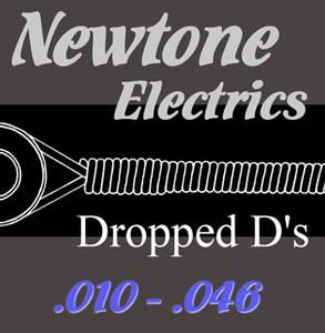 Bilde av Newtone Drop D 013-056