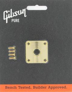 Bilde av Gibson jackplate for Les Paul - gull