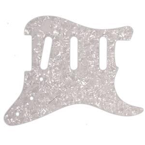 Bilde av Stratocaster SSS - 8 hulls PRE CBS - white pearl